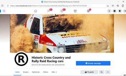 Historic Cross Country and Rally Raid Racing cars