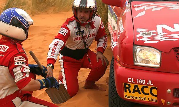 El Dakar y la madre que lo parió. Capítulo 5. Los enfermos de las dunas