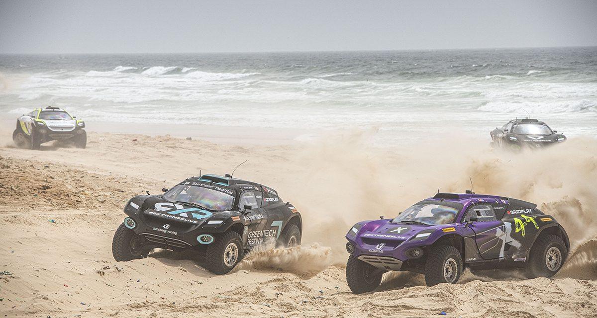 Extreme E (Ocean XPrix): Rosberg X Racing vuelve a ganar en una accidentada final
