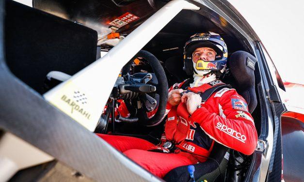 Fabian Lurquin, nuevo copiloto de Sebastien Loeb