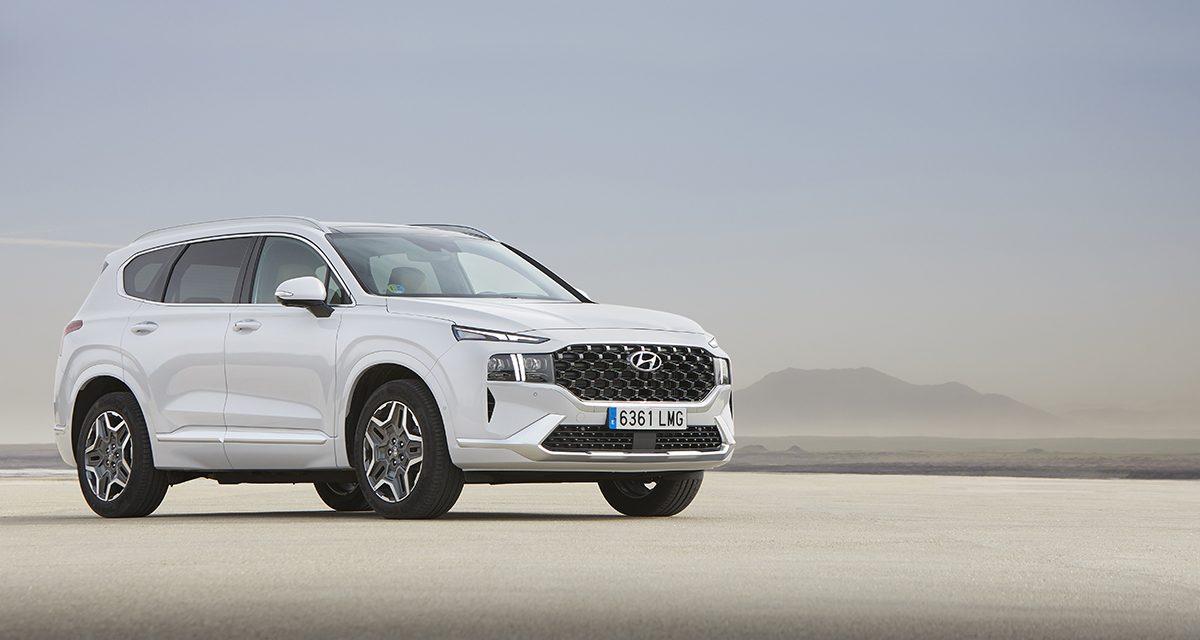 Presentación Hyundai Santa Fe 2021