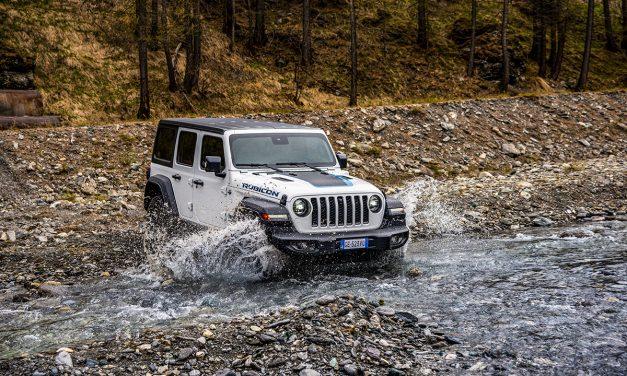Jeep Wrangler 4xe. Nuevos datos, precio y video