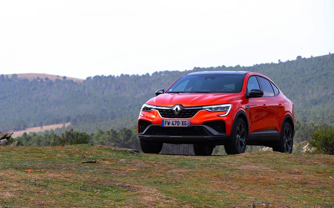 Prueba Renault Arkana RS Line TCe EDC Microhíbrido