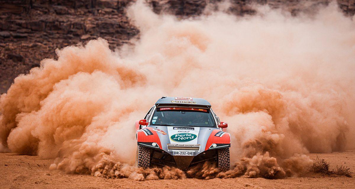 Ya funciona la web de inscripciones del Dakar 2022