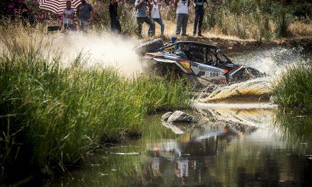 CERTT para vehículos SSV (Baja Extremadura). Asensio y Mata ganan todos los tramos