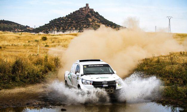 CERTT para vehículos TT (Baja Extremadura). Victoria de Macías y Conde
