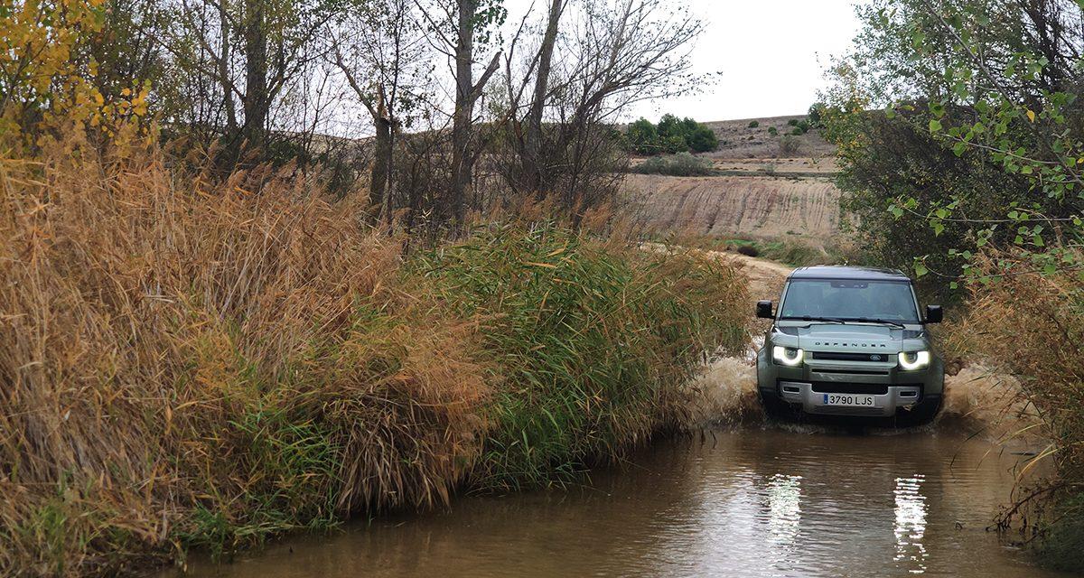 Land Rover desarrolla un Defender con hidrógeno
