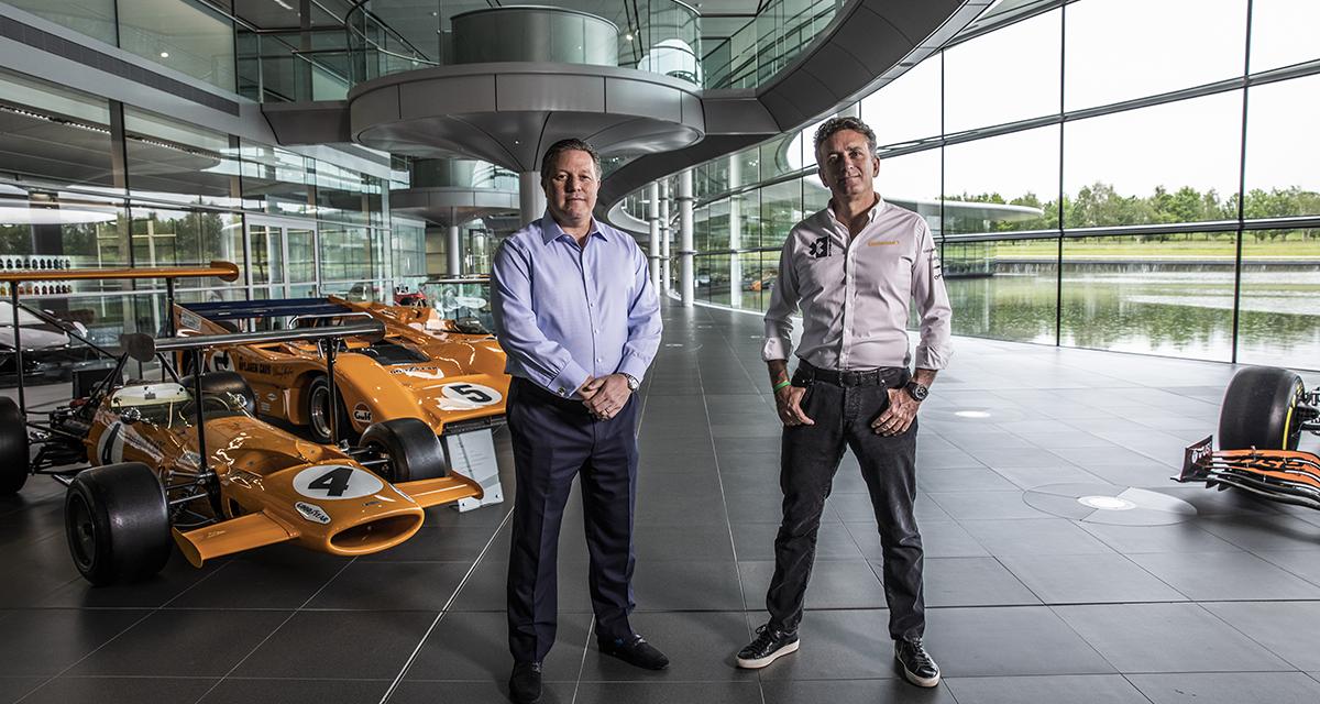 McLaren entra en la Extreme E. No habrá carreras sudamericanas en 2021
