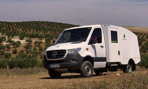 Preparación 4×4: Mercedes Sprinter 4×4 VFL Bujarkay