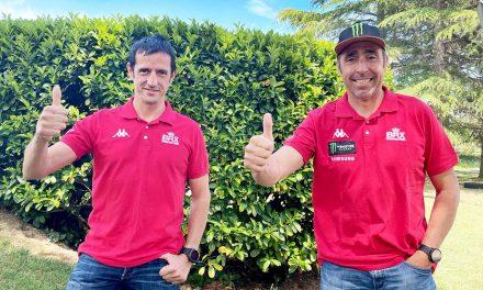 Nani Roma y Alex Haro vuelven a correr juntos, ahora con BRX