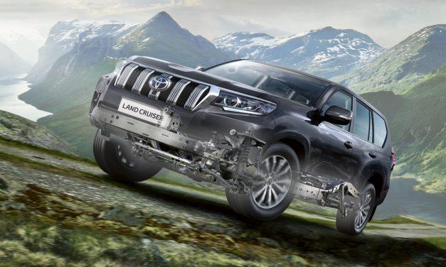 Novedades Toyota Land Cruiser 2021