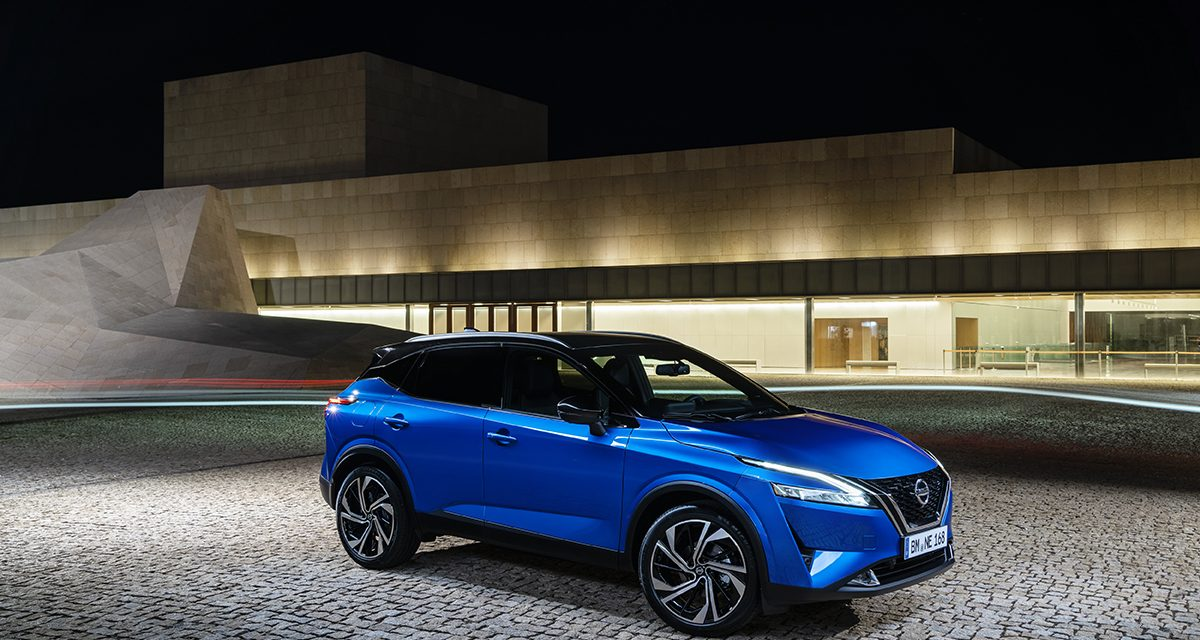 Nuevo Nissan Qashqai 2021. Novedades y precios
