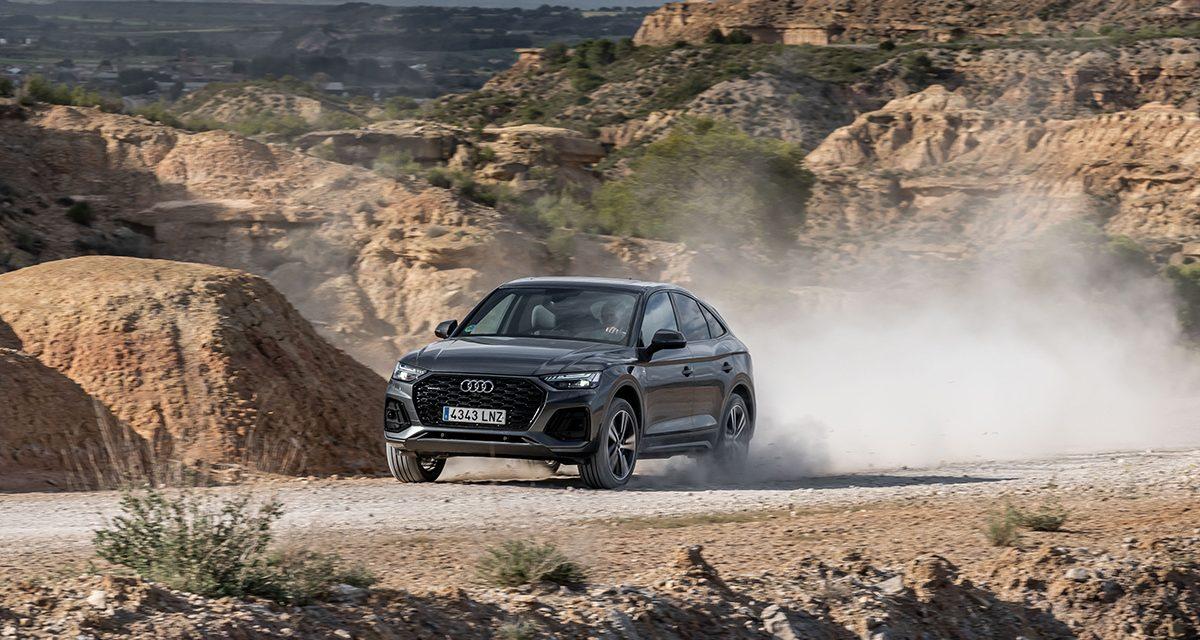 Presentación Audi Q5 Sportback