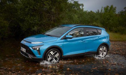 Prueba nuevo Hyundai Bayon