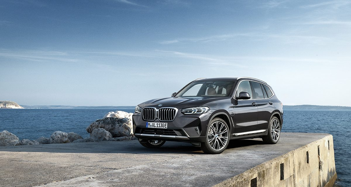 Nuevos BMW X3 y X4