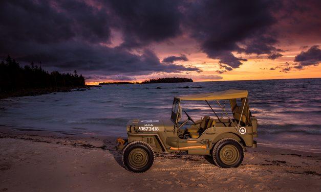 12 momentos destacados del 80 aniversario de Jeep