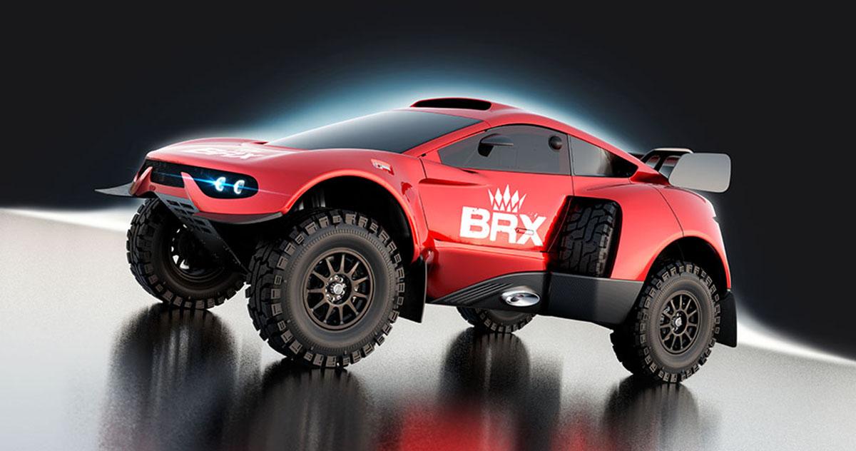Prodrive Hunter T1 +, el nuevo coche de Roma y Loeb