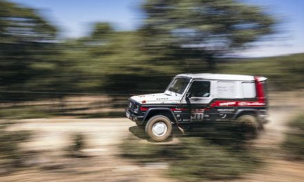 Prueba Mercedes G Rumbo Zero Dakar Classic