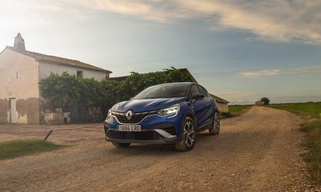 Prueba Renault Captur E-Tech Híbrido