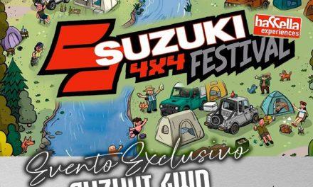 Suzuki 4×4 Festival. Del 17 al 19 de septiembre