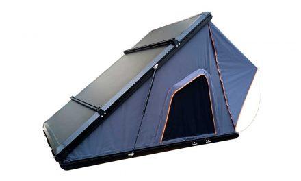 Promyges presenta su nueva tienda de techo de aluminio Bullface Merzouga