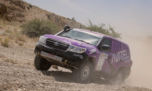 El Rally TT Villa de Zuera estrena redes sociales