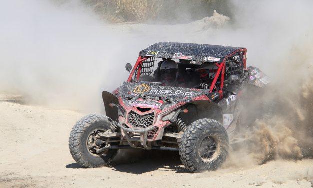 Rally TT Villa de Zuera. CERTT para SSV. El jefe infiltrado