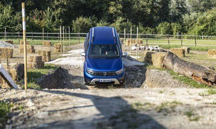 Prueba nuevo Dacia Duster 2021