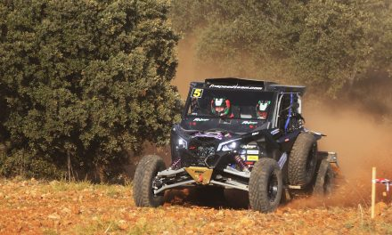 Rally TT de Guadalajara. CERTT para vehículos TT. galería fotografica completa y clasificaciones