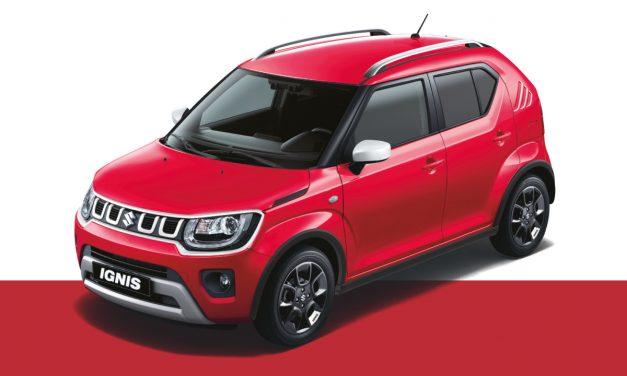 Nuevo Suzuki Ignis Red&White. Entrega inmediata