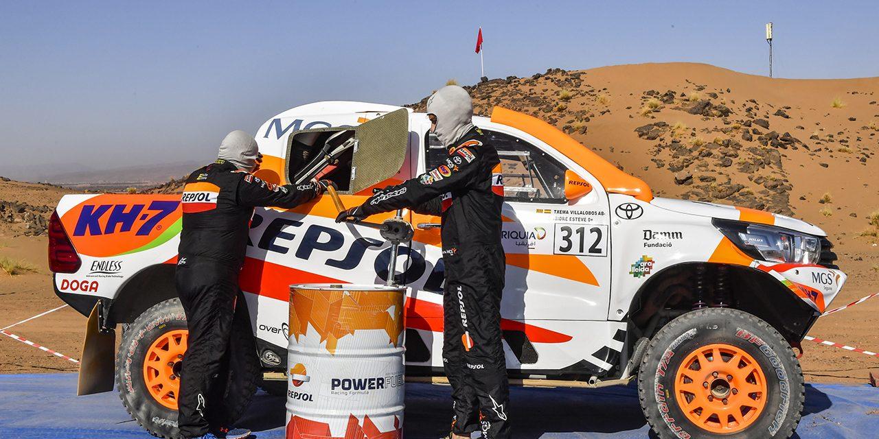 Isidre Esteve prueba combustible renovable en Marruecos